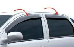 Defletor - Calha de Chuva Automotiva