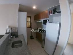 Apartamento com 1 dormitório à venda, 39 m² por R$ 281.180,00 - Cumbuco - Caucaia/CE