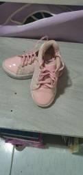 Sapato infantil tamanho 30