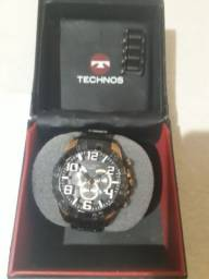 400 tecnos legacy original relógio top