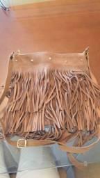 Vendo bolsa de franjas nova