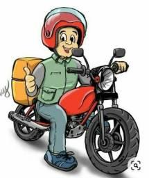 Ofereço para Motoboy Delivery