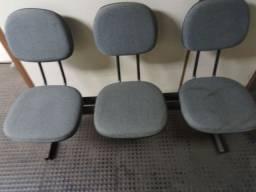 Cadeiras de escritório Trio