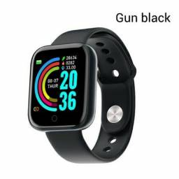 Smartwatch Y68 Relógio Inteligente