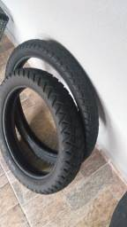 Par de pneu xre 300