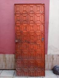 Porta de ferro 2.20x0.89