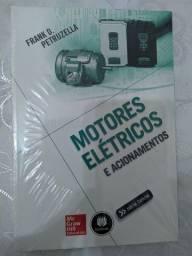 Livro Motores Elétricos E Acionamentos