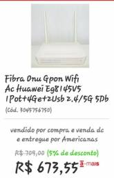 Roteador Gpon Huawei Echolife Hs8546v5 Dual Band Wifi Zte<br><br>