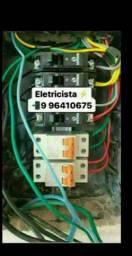 Eletricista residencial Uberlândia