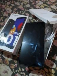 Samsung 01 na caixa semi novo usado 2 meses