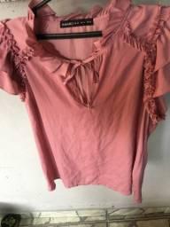 Blusa amaro, tamanho GG, nunca usada