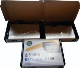 Case Gaveta Sata Externo Usb 2.0 Hd 2,5 Hdd Suporta Até 1tb