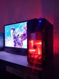 PC i5, 6gb, R5 30, HD 1tb, gabinete gamer com garantia