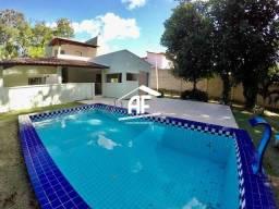 Casa com 3/4 sendo 1 suítes no Condomínio Chácaras da Lagoa - Santa Amélia, Ótima oportuni
