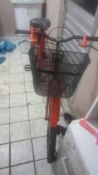 Bicicleta zumi com documento