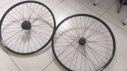 Vendo peças de bicicleta boas.