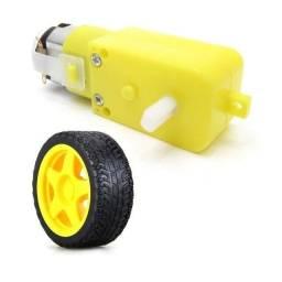 Motor Roda 3v Arduino