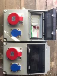 Painéis elétricos novos