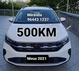 VW Nivus 2021 500KM Miranda