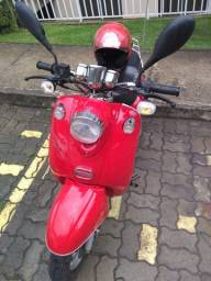 Vendo moto Shineray Retrô 50cc