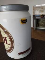 Caixa térmica lata