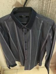 Camisa social masculina original Nova