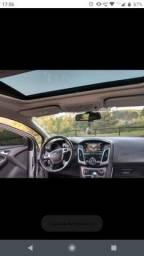 Ford Focus Sedan Titanium Plus 2015