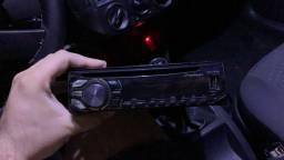 Rádio pionner original com chicote