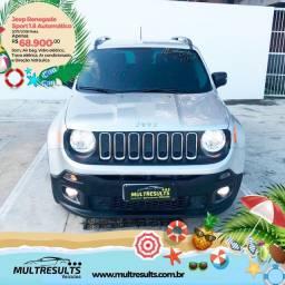 Jeep Renegade Sport 1.8 Automatica