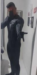 Homem aranha preto