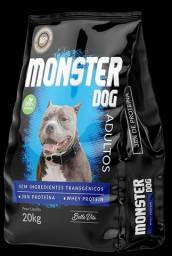 RAÇÃO SUPER PREMIUM MONSTER DOG