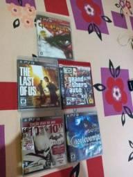 Vendo jogos original do ps3
