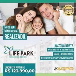 Apartamento com 2 dormitórios à venda, 45 m² por R$ 123.990,00 - Centro - Pelotas/RS