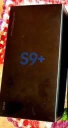 Vendo 1 caixa original S9+