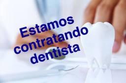 vaga para dentista ortodontista