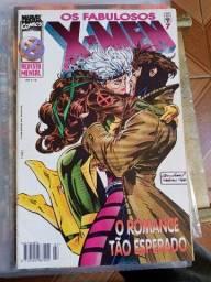 Coleção de HQs Os Fabulosos X-Men