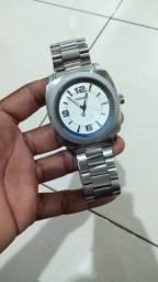 Relógio prata Touch+