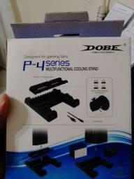 Carregador controle PS4 nunca usado