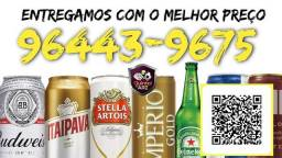 Cerveja com excelente preço