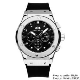 Relógio Masculino Automático Paulareis Funcional