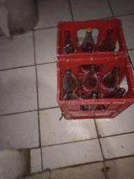 Vasilhame coca 1 litro