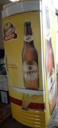 Vendo Cervejeira 530L usada