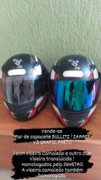 Capacete Taurus Zarrefgrafic V3 BULLITZ