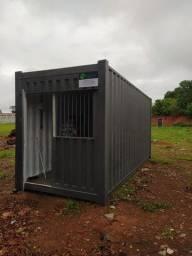 Venda de container módulo HC20' 6 mt