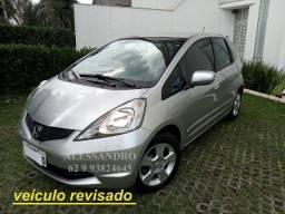 Honda Fit 2012 - Revisado - Ipva Pago!