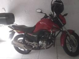 Moto Honda fan160
