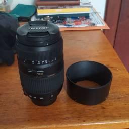 Lente Tamron 70-300 para Nikon