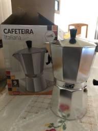 Cafeteira italiana nova