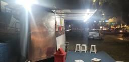 Carretinha hot dog  trailer  lanches