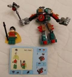 Robô Robin lego compatível